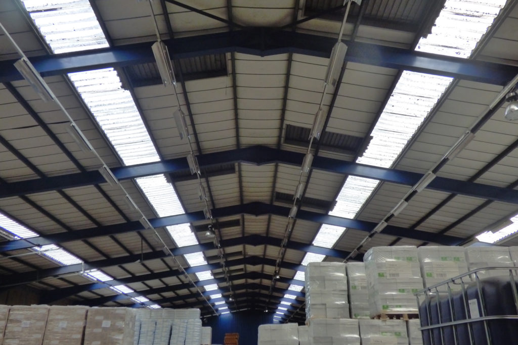 warehousing huntingdon