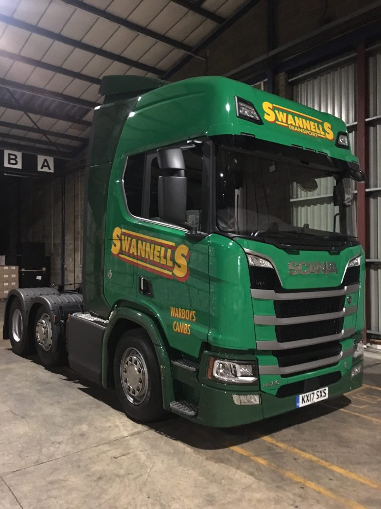Haulage Company in Cambridgeshire